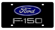 Ford F-150 License Plate - 2505-1