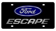 Ford Escape License Plate - 2514-1