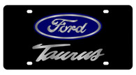 Ford Taurus License Plate - 2530-1