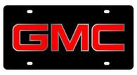 GMC License Plate - 2601-1