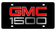 GMC 1500 License Plate - 2603-1