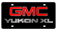GMC Yukon XL License Plate - 2607-1