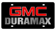 GMC Duramax License Plate - 2610-1