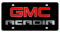 GMC Acadia License Plate - 2612-1