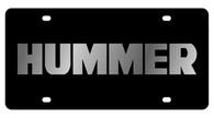 Hummer License Plate - 2621-1