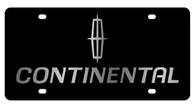 Lincoln Continental License Plate - 2705-1