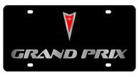Pontiac Grand Prix License Plate - 2833-1