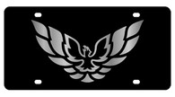 Pontiac Firebird License Plate - 2838-1