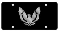 Pontiac Firebird License Plate - 2844-1
