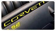Corvette C6 Fuel Rail Surrounds (Pair) - 4208