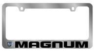Dodge Magnum License Plate Frame - 5452LW-BK