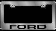 Ford License Plate Frame - 5501WO-BK