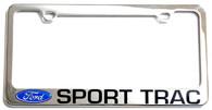 Ford Sport Trac License Plate Frame - 5515LW-BK