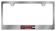 GMC License Plate Frame -5601LO-A
