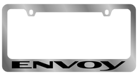 GMC Envoy License Plate Frame - 5609WO-BK
