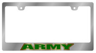 Army Marines Military License Plate - 5914-WO