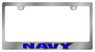 Navy Marines Military License Plate - 5916-WO