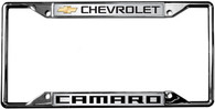 Chevrolet Camaro License Plate Frame - 6305DL