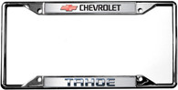 Chevrolet Tahoe License Plate Frame -6321DL