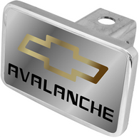 Chevrolet AvalancheHitch Cover  - 8303NXL-3GB