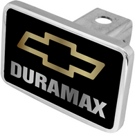 Chevrolet Duramax Hitch Cover - 8310XL-1GB