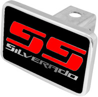 Chevrolet SS Silverado Hitch Cover - 8313XL-1