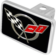Corvette C5Hitch Cover  - 8350XL-1