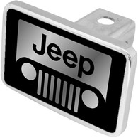 Jeep Grille Hitch Cover - 8414XL-1