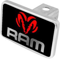 Dodge Ram Hitch Cover - 8451XL-1