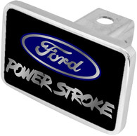 Ford Power Stroke Hitch Cover - 8502XL-1