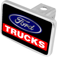 Ford Trucks Hitch Cover - 8517XL-1