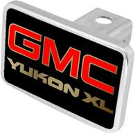 GMC Yukon XL Hitch Cover - 8607XL-2
