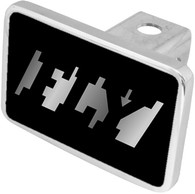 FLY Hitch Cover - 8974XL-1