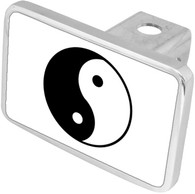Yin Yang Hitch Cover - 8981XL-3WH
