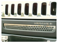 Hummer H3 - Front Lower Grill - 9506-UC