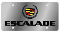 Cadillac Escalade License Plate -1205-1