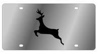 Deer Novelty License Plate - LS1032