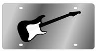 Guitar Novelty License Plate - LS1056