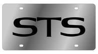 Cadillac STS License Plate - 1212-1
