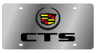 Cadillac CTS License Plate - 1220-1