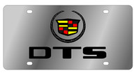 Cadillac DTS License Plate - 1221-1