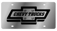 Chevy Trucks License Plate - 1307-1