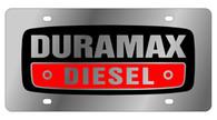 Chevrolet Duramax Diesel License Plate - 1309-1
