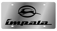 Chevrolet Impala License Plate - 1312-1
