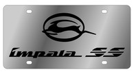 Chevrolet Impala SS License Plate - 1314-1