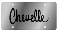 Chevrolet Chevelle License Plate - 1360-1
