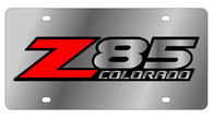 Chevrolet Z85 Colorado License Plate - 1368-1