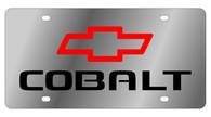 Chevrolet Cobalt License Plate - 1373-1