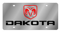 Dakota License Plate - 1405-1