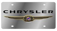 Chrysler License Plate - 1415-1